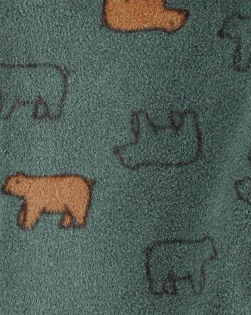 Combinaison en molleton Bear