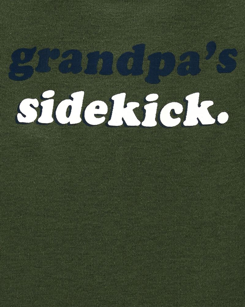Grandpa's Sidekick Original Bodysuit, , hi-res