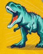 Dinosaur Raglan Slub Jersey Tee, , hi-res