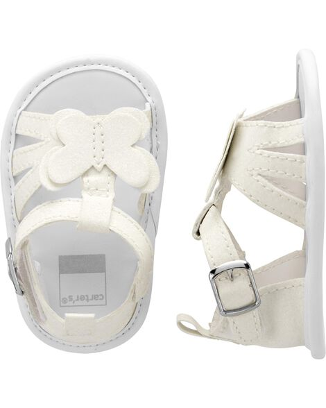 Butterfly Sandal Baby Shoes