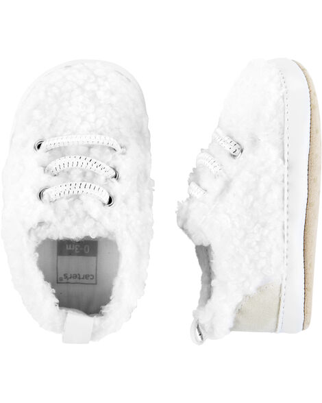 Sherpa Sneaker Baby Shoes