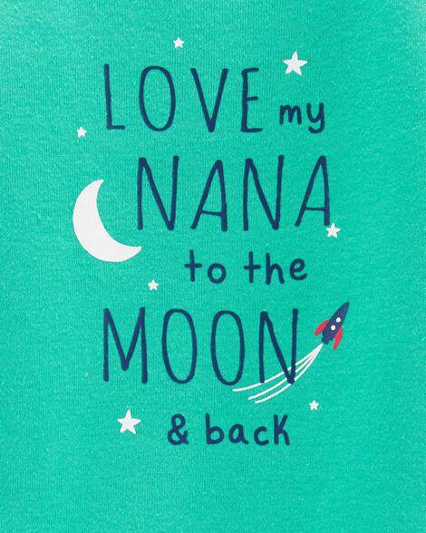 Love My Nana Collectible Bodysuit