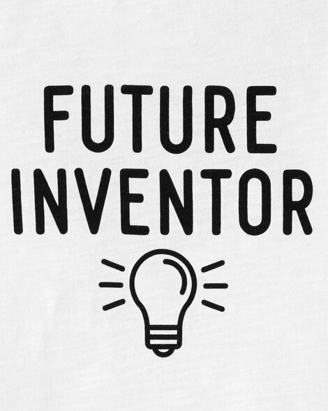 T-shirt Future Inventor