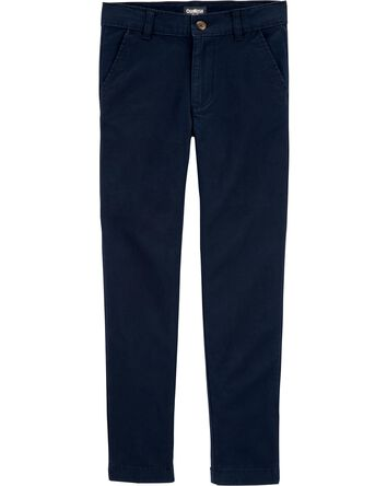 Stretch Uniform Chinos