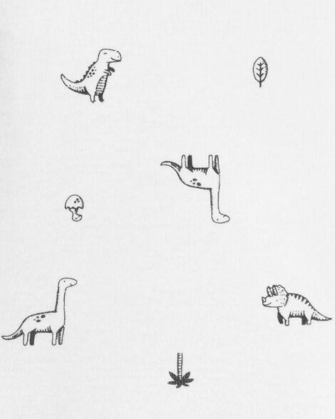 4-Pack Dinosaur Original Bodysuits