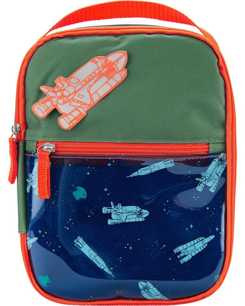 Rocketship Lunch Box, , hi-res