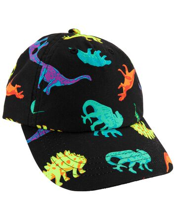 Casquette de baseball à dinosaure