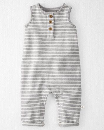 Organic Cotton Terry Jumpsuit