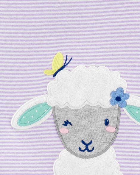 Ensemble 3 pièces Little Character à mouton