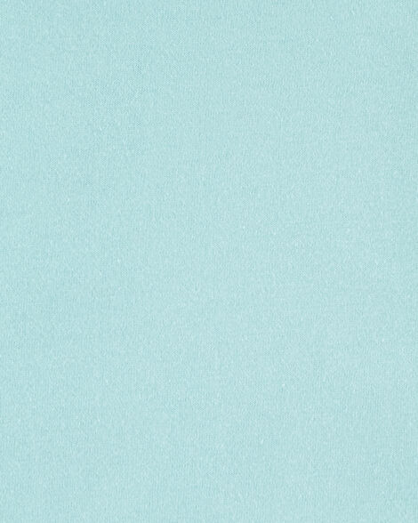 Turquoise Pocket Jersey Bodysuit