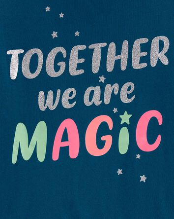 Together We Are Magic Jersey Tee
