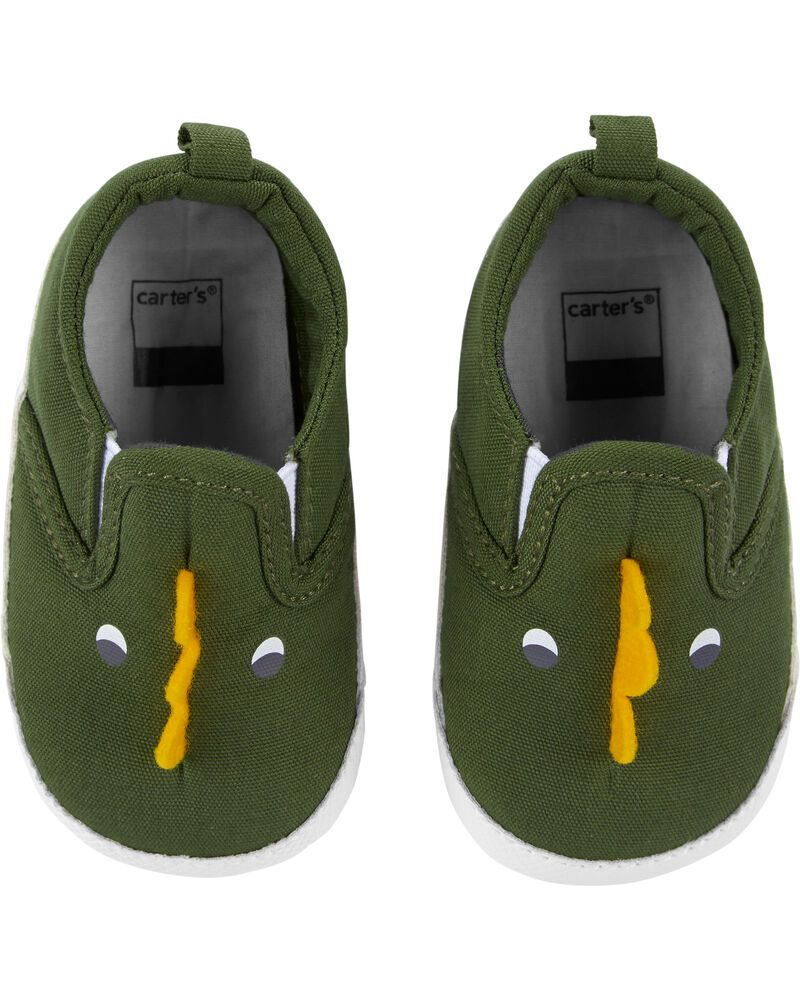 Carter's Dinosaur Sneaker Baby Shoes , , hi-res