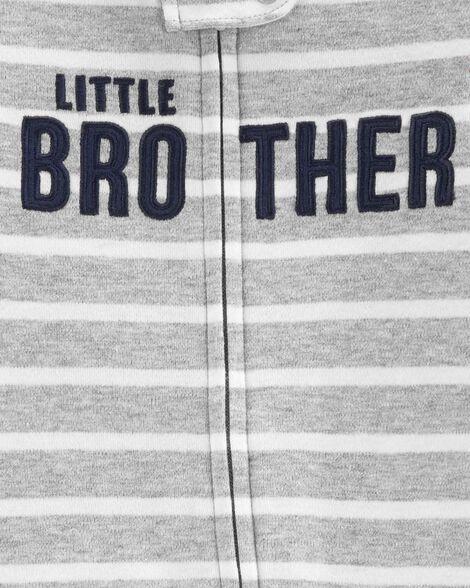 Little Brother 2-Way Zip Sleep & Play