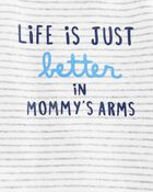 Mommy's Arms Collectible Bodysuit, , hi-res