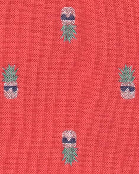 Pineapple Pique Polo