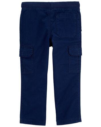 Pantalon utilitaire en sergé facile...