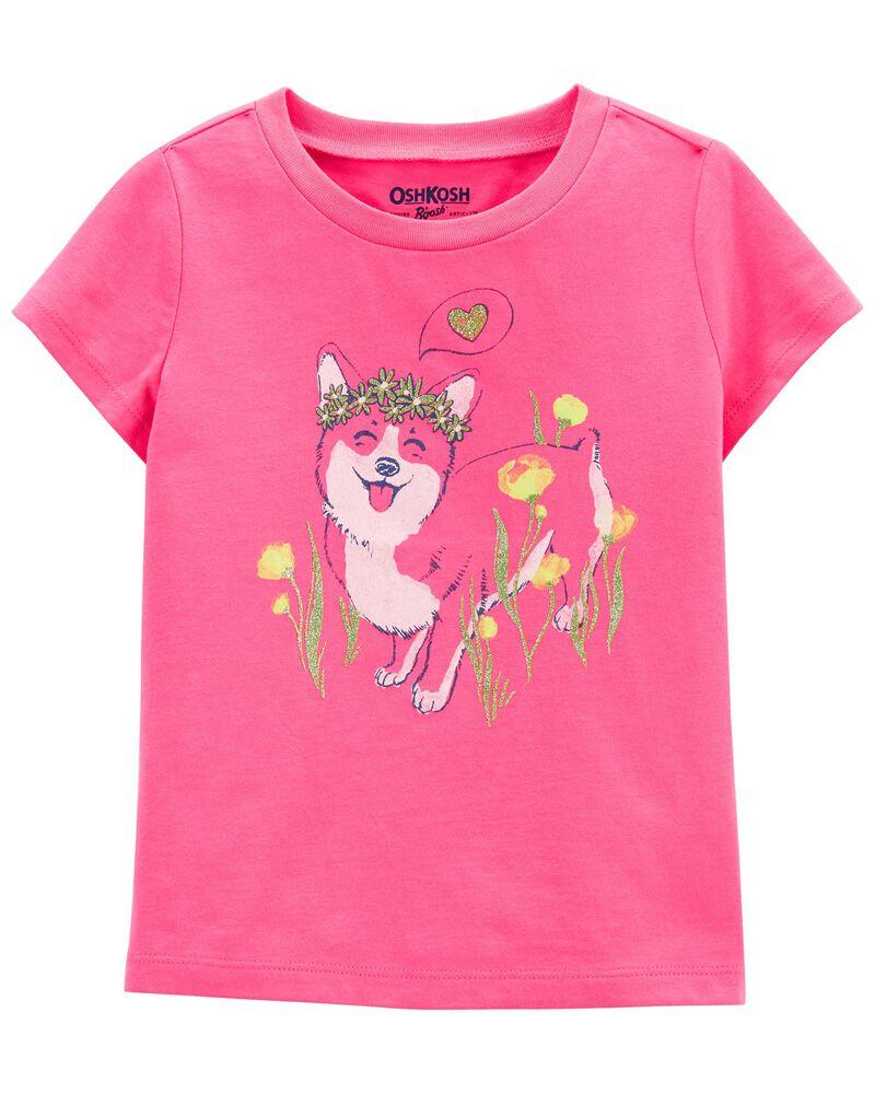T-shirt imprimé original, , hi-res
