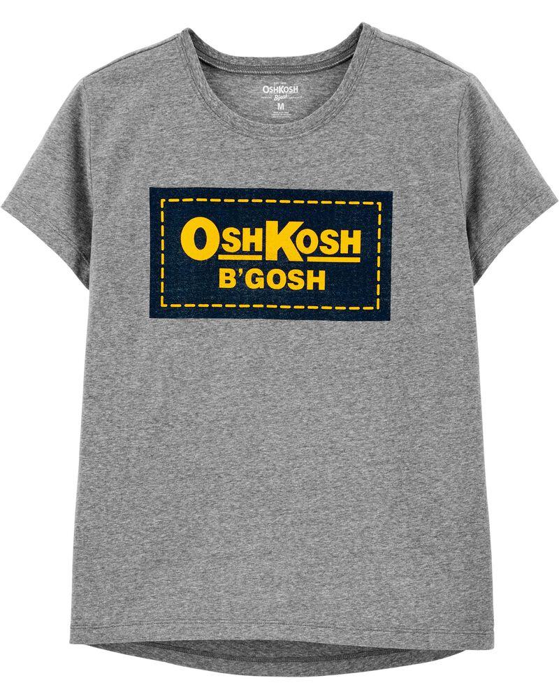 T-shirt pour adultes agencé au reste de la famille, , hi-res
