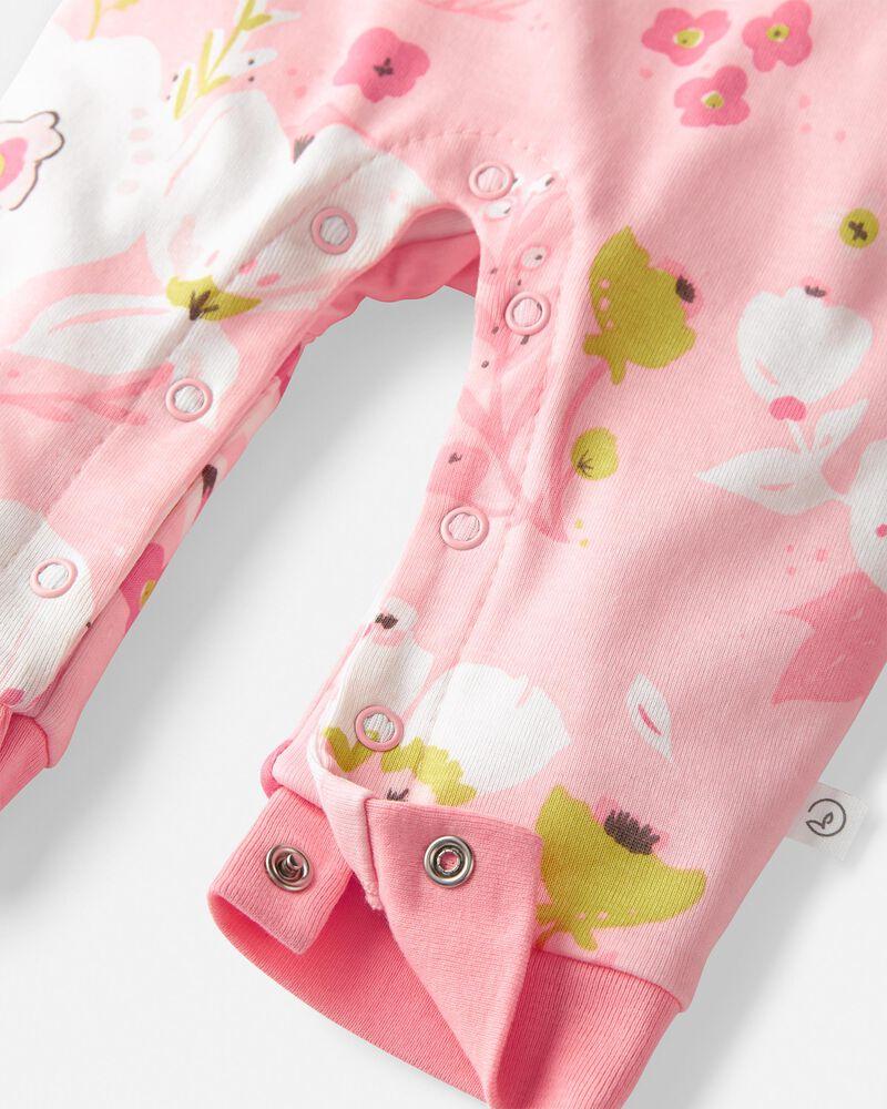 Organic Cotton Playsuit, , hi-res