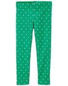 Polka Dot Leggings, , hi-res
