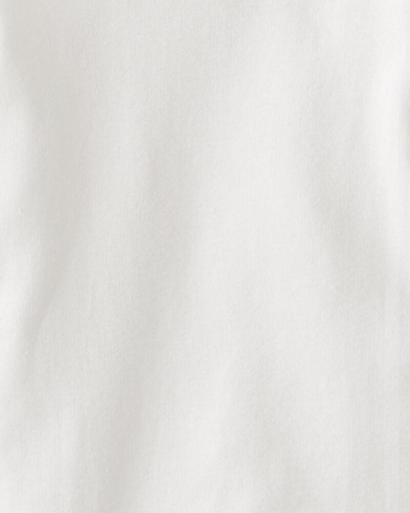 3-Pack Organic Cotton Rib Kimono Bodysuits, , hi-res