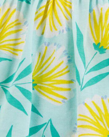 Floral Sunsuit