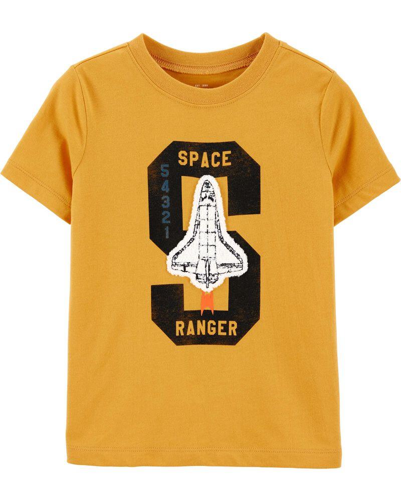 Space Ranger Chenille Tee, , hi-res