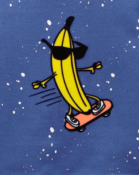 Chandail à banane planchiste