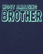 T-shirt Most Amazing Brother, , hi-res