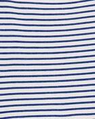 Stripe & Denim Dress, , hi-res