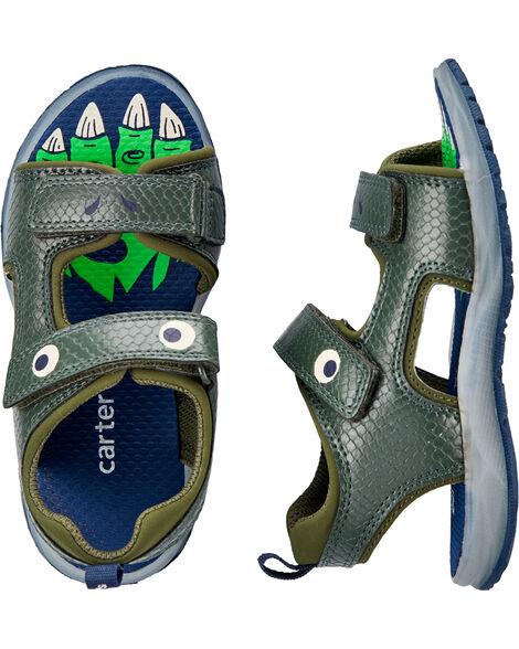 Sandales pour jouer à dinosaure Carter's