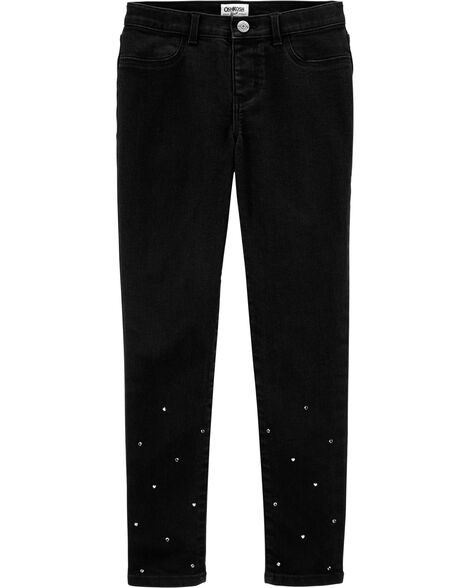 Rhinestone Jeggings