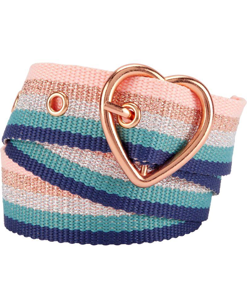 Sparkle Heart Belt, , hi-res