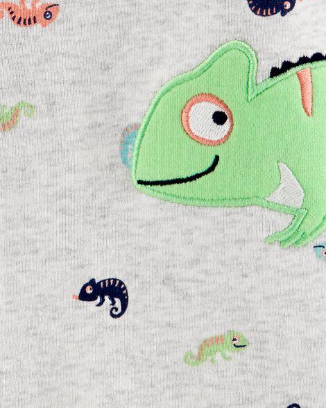 Chameleon Snap-Up Romper