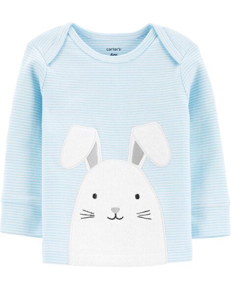 2-Piece Easter Bunny Tee & Pant Set