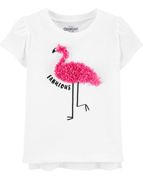 Fabulous Flamingo Tee