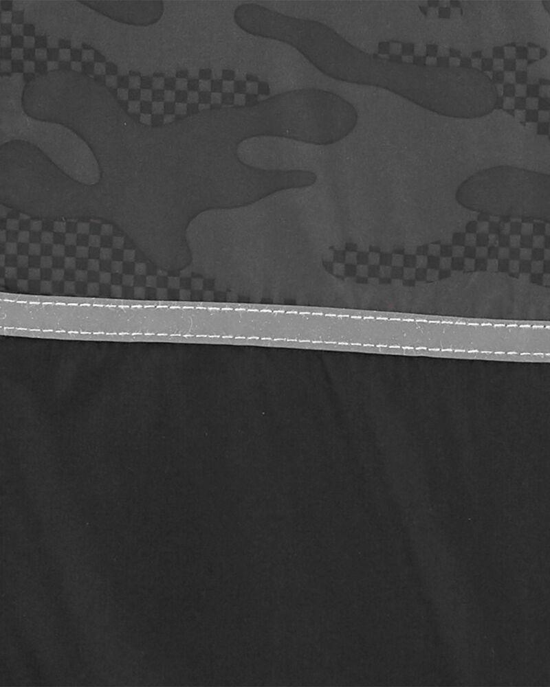 Blouson d'épaisseur moyenne camouflage, , hi-res