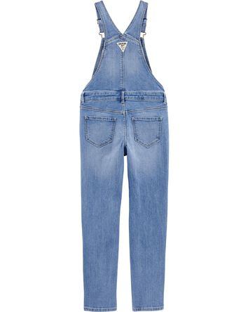 Rip & Repair Denim Overalls