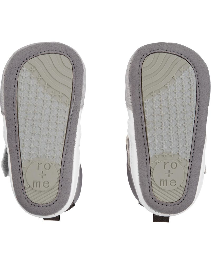 Robeez Jake Athletic Soft Sole Baby Shoes, , hi-res