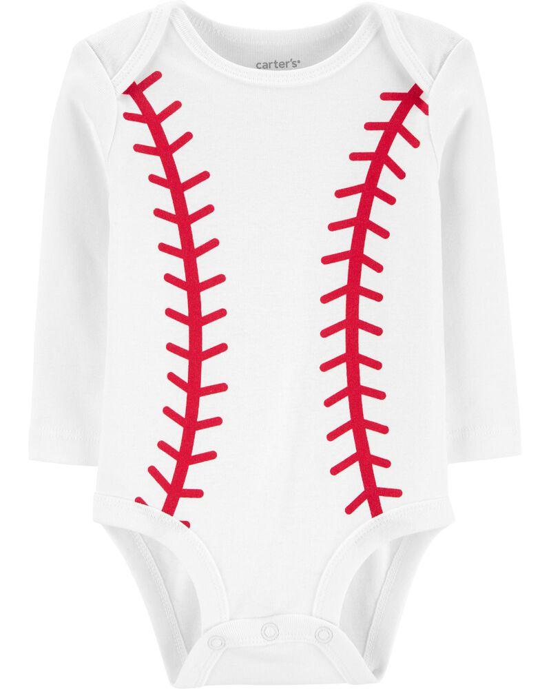 Baseball Original Bodysuit, , hi-res