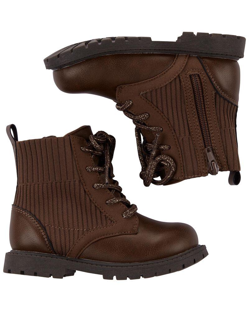 Combat Boots, , hi-res