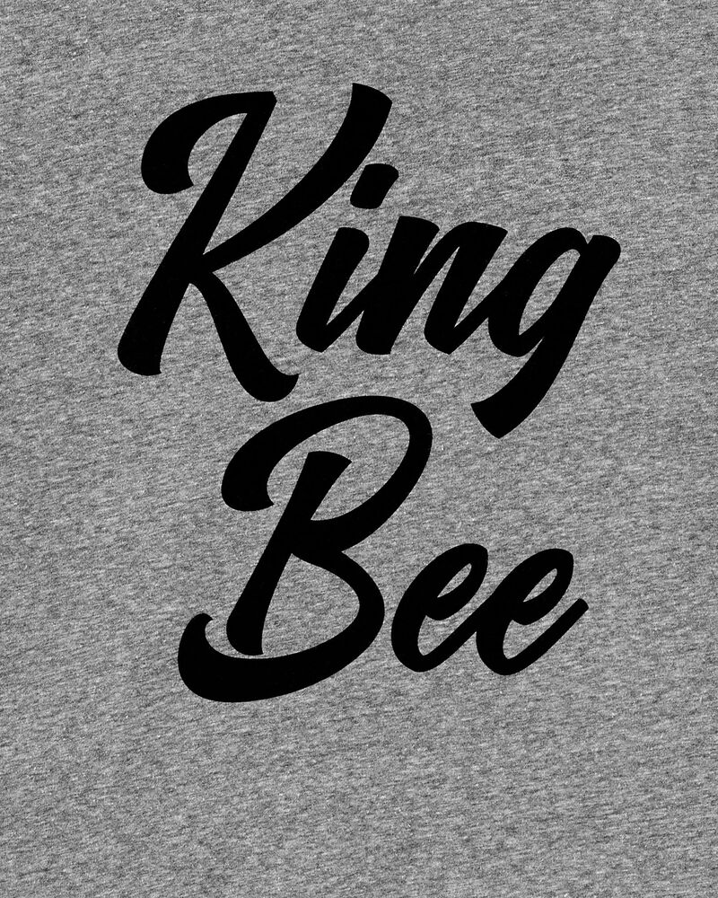T-shirt en jersey pour homme King Busy Bee, , hi-res