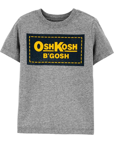 T-shirt B'Gosh pour tout-petits agencé au reste de la famille