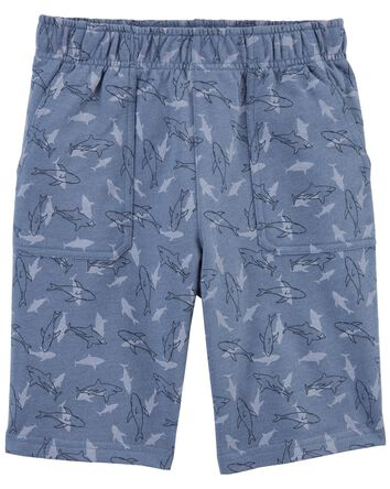 Sharky French Terry Shorts