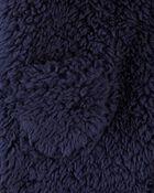 Hooded Sherpa Jacket, , hi-res