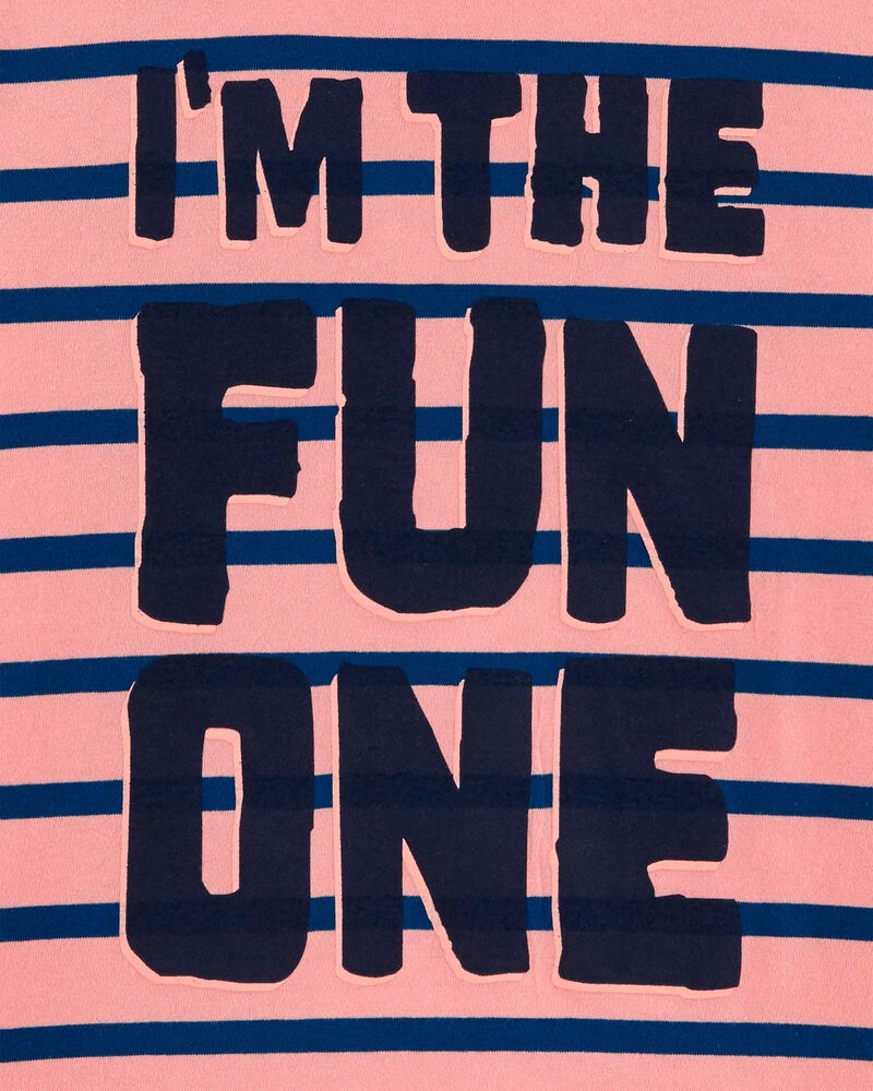 I'm The Fun One Jersey Tee, , hi-res