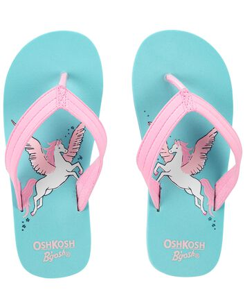 Sandales de plage à motif de licorn...