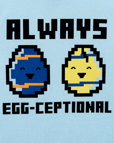 Egg-Ceptional Jersey Tee