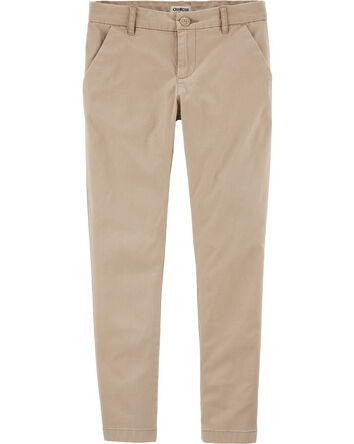 Stretch Uniform Pants