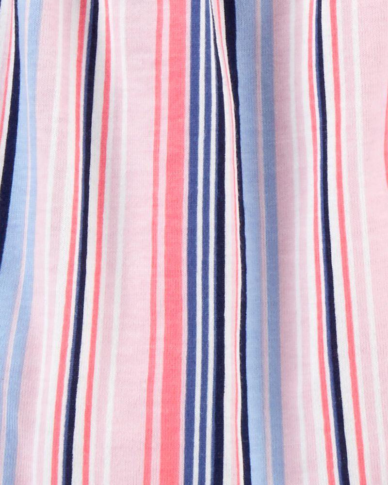 3-Piece Striped Little Short Set, , hi-res